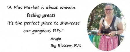 Angie Big blossom pj testimonial