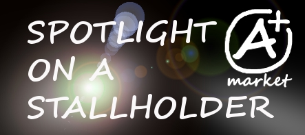 spotlight on a stall holder