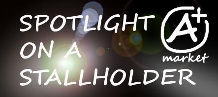 spotlight on a stall holder
