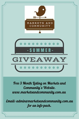 Summer Giveaway 24012014