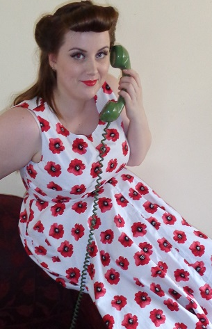 A Plus MArket Plus size floral