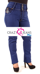 Crazy4Jeans Plus Range