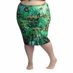 A PLus Market carnivorous plants skirt (608x610)