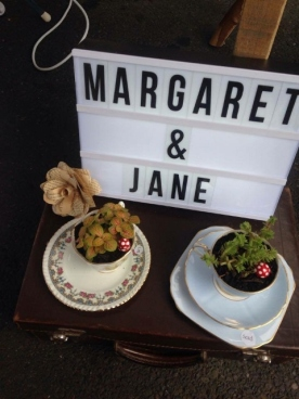 A PLus Market Margaret and Jane
