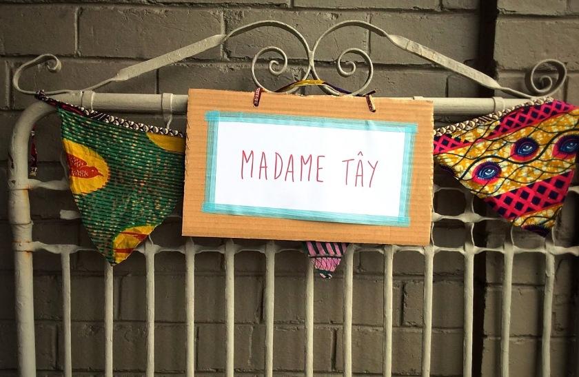 madame tay promo 2