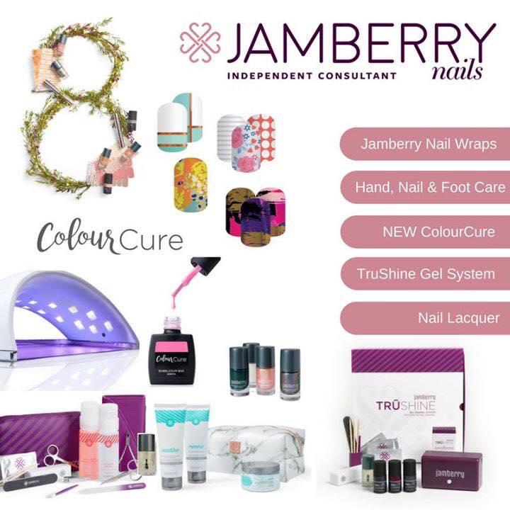 Jamberry ad