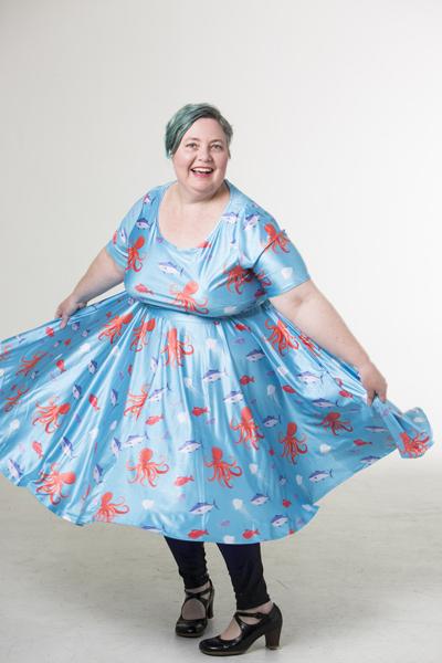Joolz octo dress